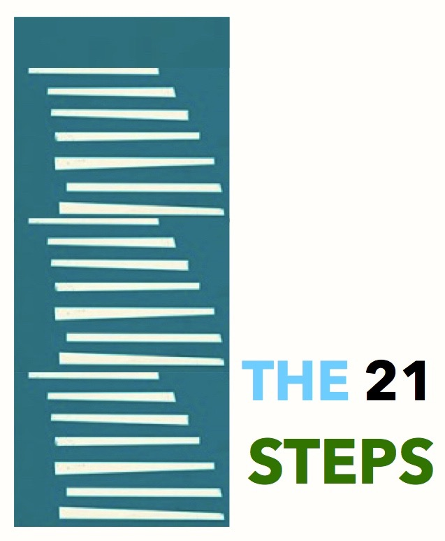 the 21 steps logo